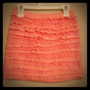 Girls' sz 8 Gap cotton ✏️ pencil ✏️  skirt